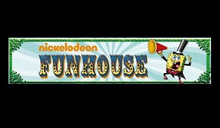 Nickelodeon fun house